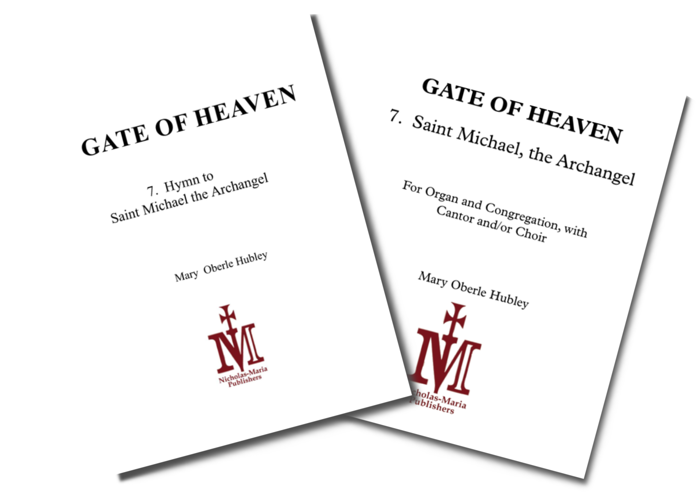 St. Michael Double Cover